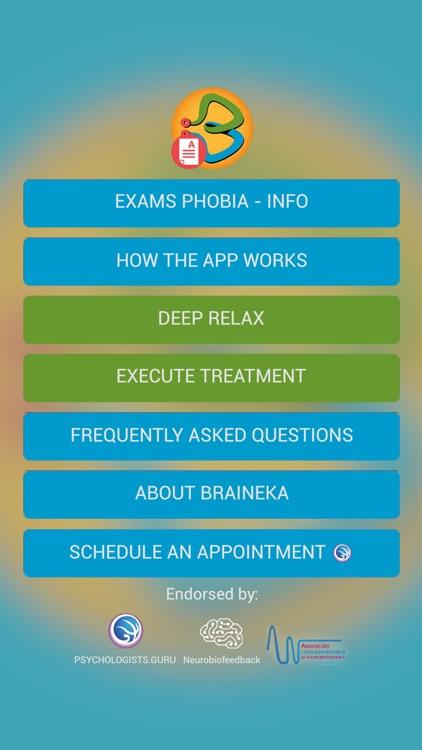 Braineka Phobia to Tests