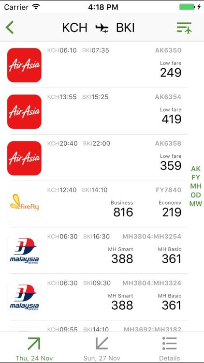 Malaysia Flight Lite