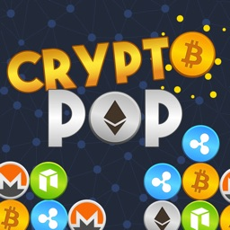 CryptoPop - Pop Crypto Coins
