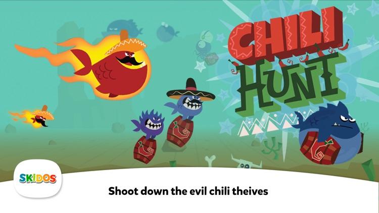 Chili Hunt : Educational Games