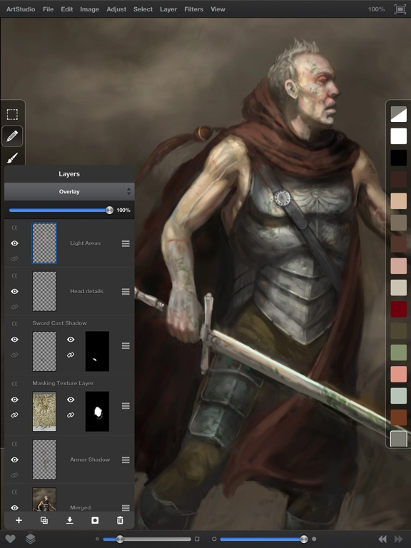 ArtStudio for iPad -Paint&Draw Screenshots