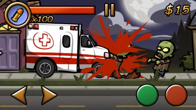 Zombieville USA screenshot1