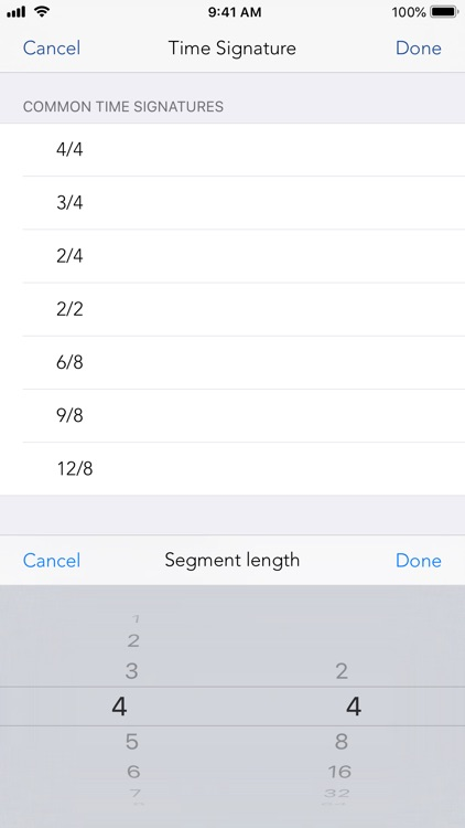 Metronomics Metronome screenshot-5