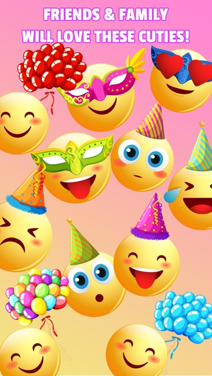 CelebraMoji - Birthday Emojis
