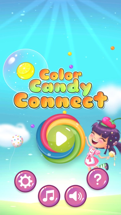 Candy Color Connect