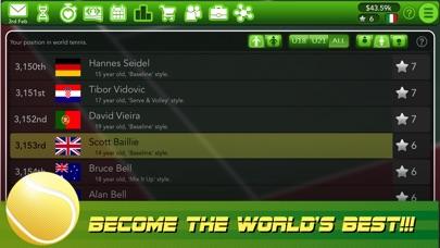 Tennis Superstar screenshot 5