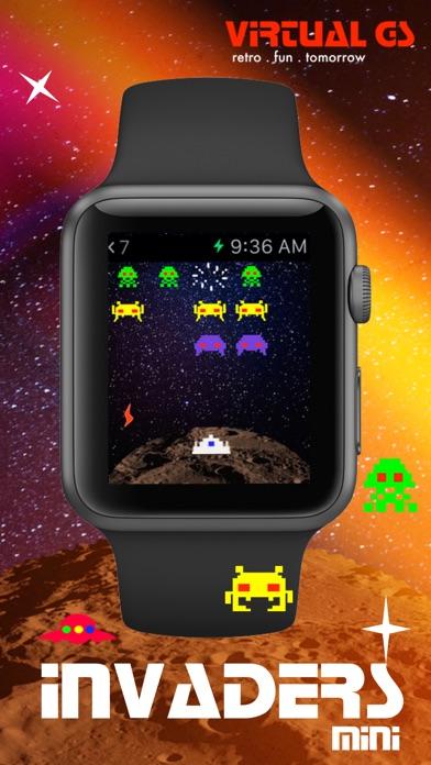 Invaders miniのスクリーンショット