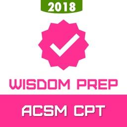 ACSM CPT - Exam Prep 2018