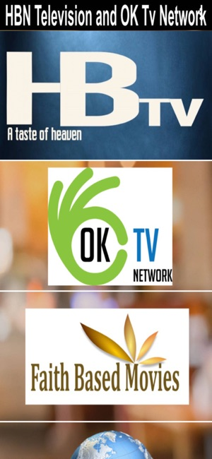 Hosanna and Ok Tv Networks on the App Store
