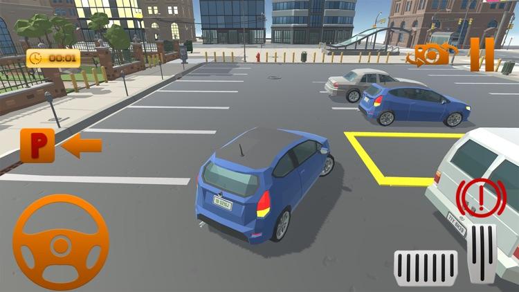 Grand City Dr Parking Sim 2018 screenshot-4
