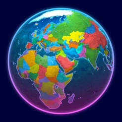 Earth 3D - Amazing Atlas for iPhone on the App Store