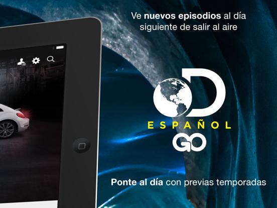 Discovery en Español GO screenshot 9