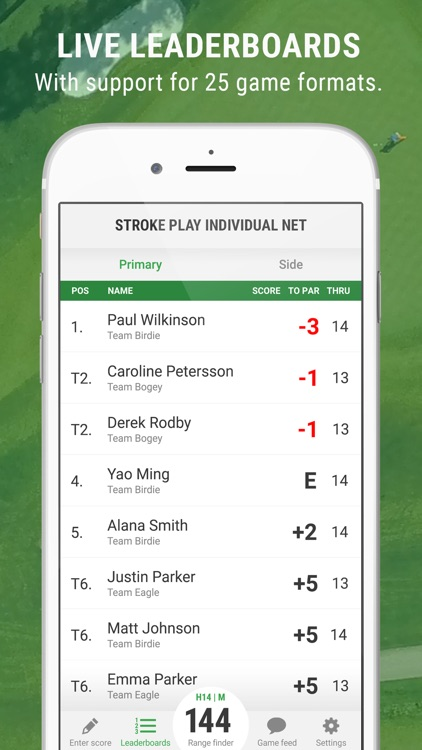Golf GameBook - Best Golf App screenshot-4