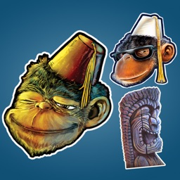 Zerostreet Stickers 1
