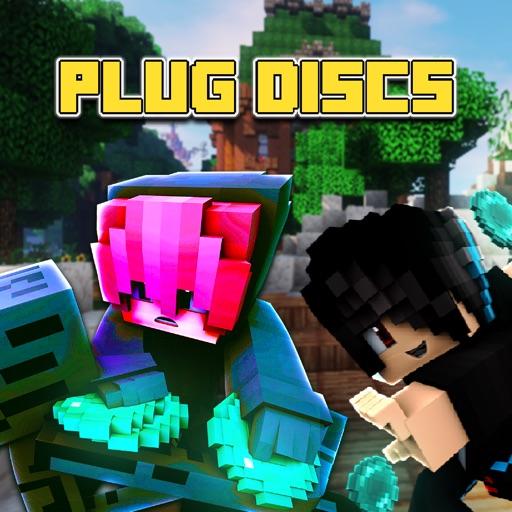 Plug Discs for Minecraft