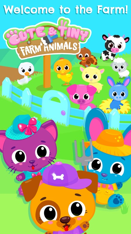 Cute & Tiny Farm Animals - Online Game Hack and Cheat