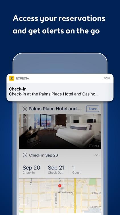 Expedia: Hotels, Flights & Vacation Deals