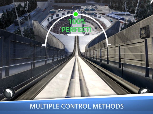 Ski Jumping Pro Screenshot