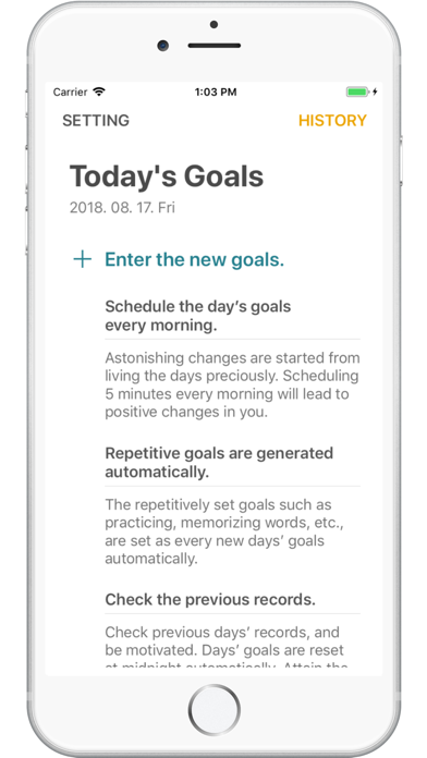 OenDayRoutine - Plan your day screenshot four