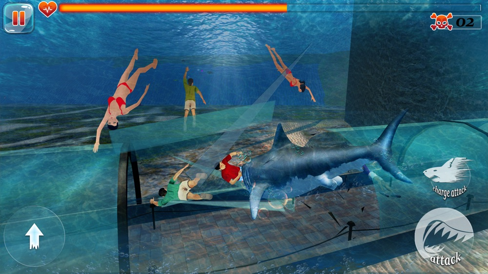 Scary Shark Unleashed 3D Cheat Codes