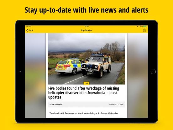 Manchester Evening News Скриншоты8