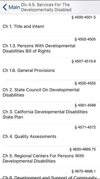 CA Welfare & Institutions Code screenshot-4