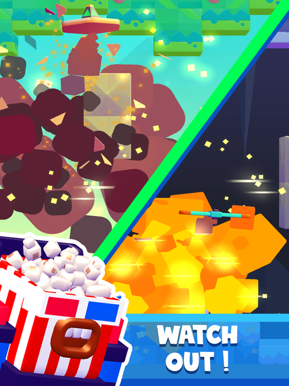 Jelly Copter screenshot 7
