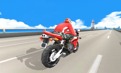 SUPER BIKE RACERS 3D for TV