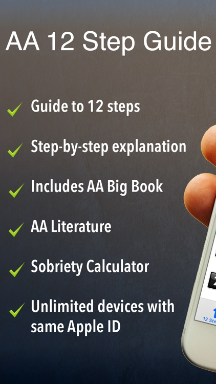 12 Steps Alcoholics Anonymous