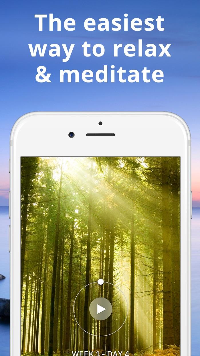 Breethe - Meditation & Sleep Screenshot
