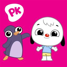 Ícone do app PlayKids: Aprender brincando