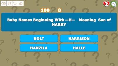 Baby Names D to J screenshot 3