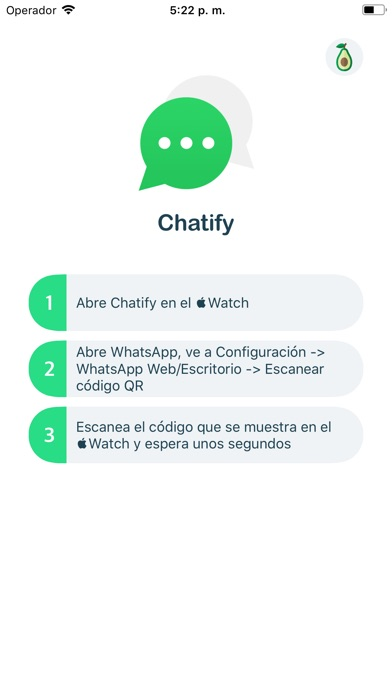Screenshot for Chatify for WhatsApp in Ecuador App Store