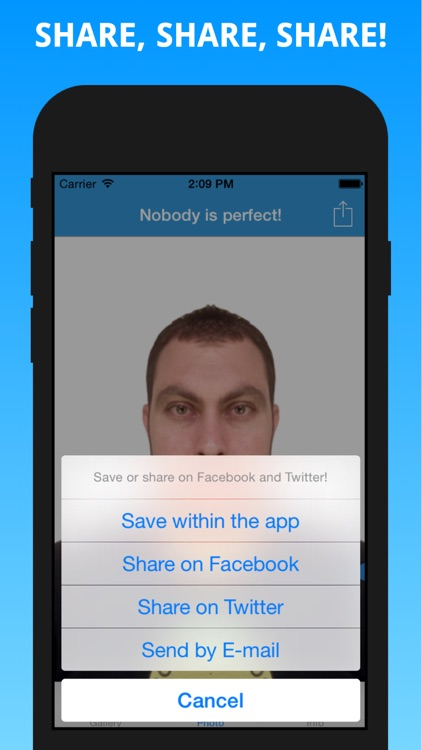 Face Symmetry - No ADS screenshot-3