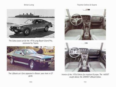 Toyota Celica & Supra by Brian Long on Apple Books
