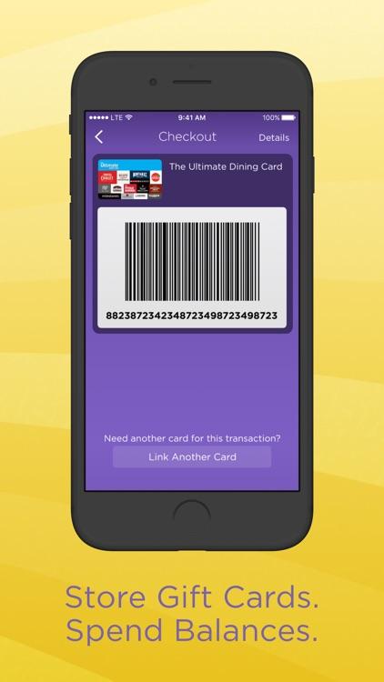 UGO Wallet: Loyalty & Receipts screenshot-3