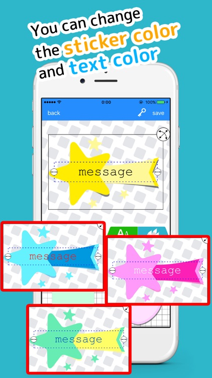 Moji Sticker Maker screenshot-3