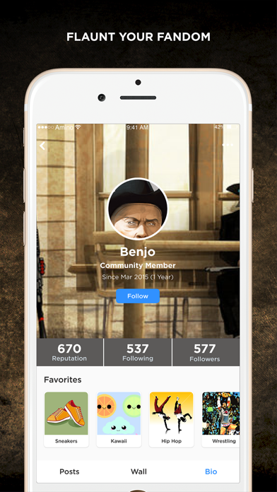 Newcomer Amino for Westworld-1