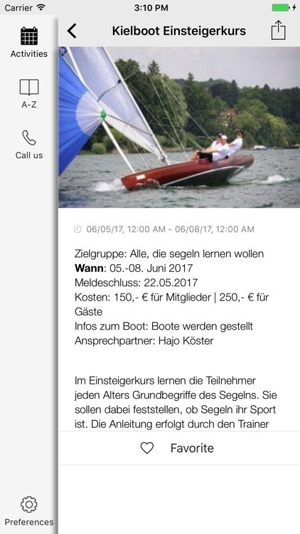 Bayerischer Yacht-Club e.V. screenshot-1