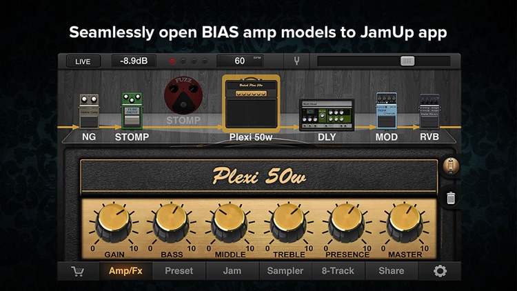 BIAS Amp for iPhone