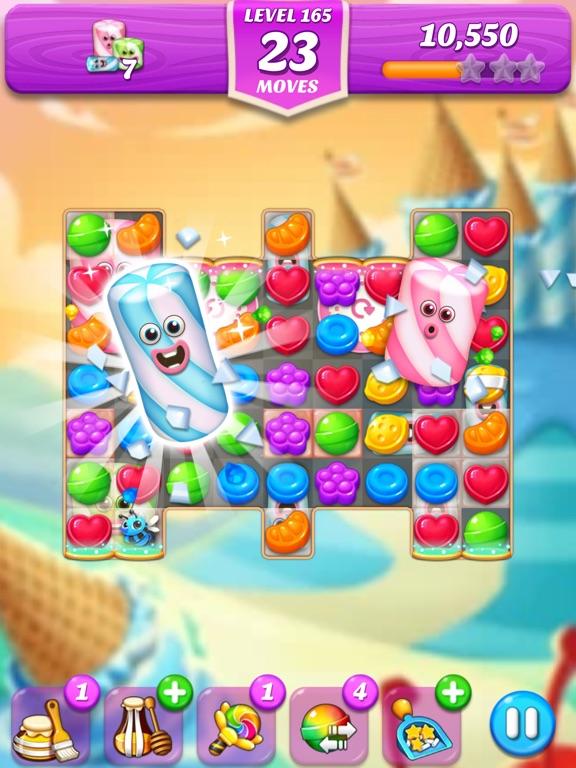 Скачать Lollipop2 & Marshmallow Match3