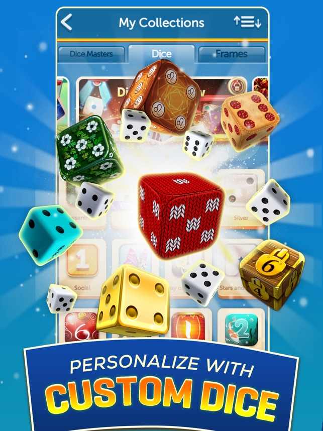 Dice With Buddies: Social Game on the App Store