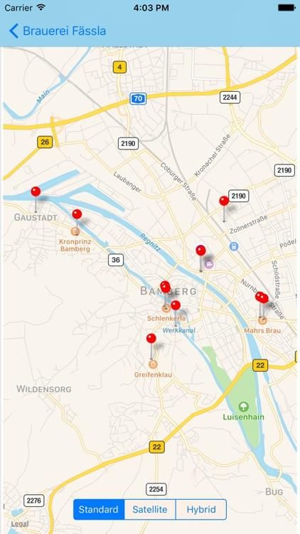 Beer Drinker's Guide to Bamberg screenshot-3