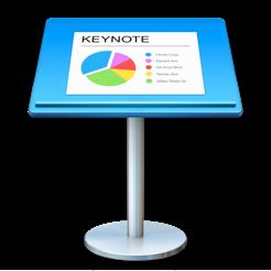 icono de KeyNote