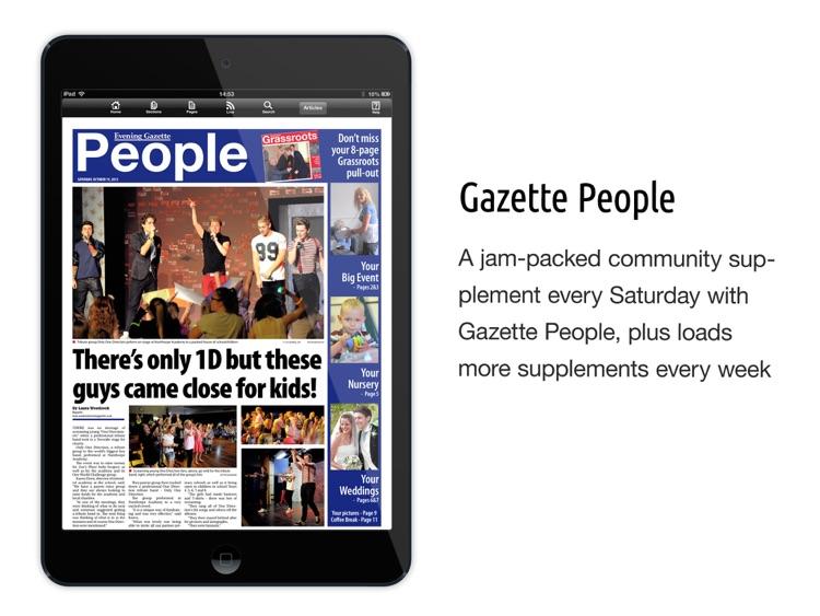 Evening Gazette (Teesside) screenshot-3