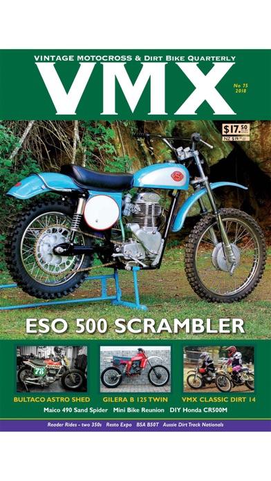 VMX Magazine – Quarterly screenshot1