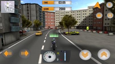 ストリートバイクライダー3dのおすすめ画像2