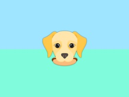 Send your friends cute Yellow Labrador Retriever emojis with this brand new sticker pack for iMessage