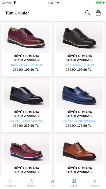 Mehmet Bilen Shoes