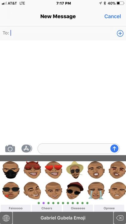 Gabriel Emoji